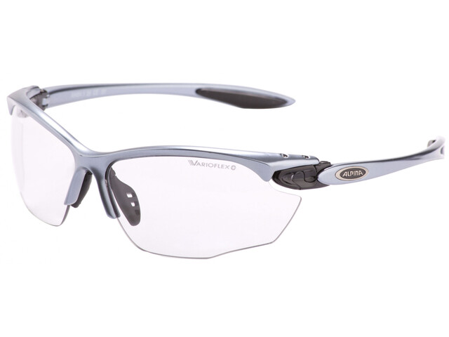 Alpina Twist Four VL+ Lunettes, tin-black